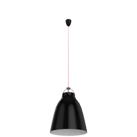 Lightyears Caravaggio P2, black/red