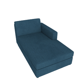 Eterno Chaise with Right Arm
