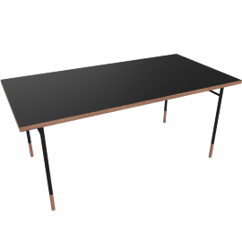 Nyhavn Table - Black