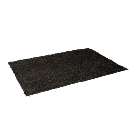 Adorn Shaggy Rug - 160x230 cms, Grey