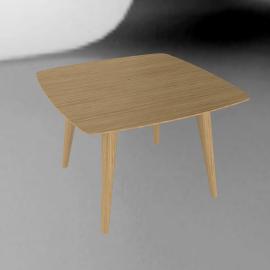 Bridge Extension Table, Small - Oak