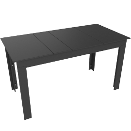 Lollygagger Picnic Table, Slate
