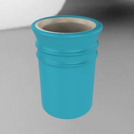 Le Creuset Utensil Jar, Teal