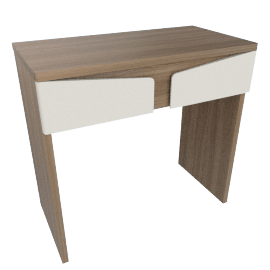 Daria Dressing Table with Drawer