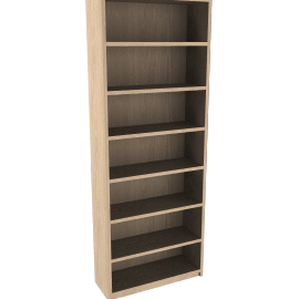 John Lewis Mitchell Bookcase, H210cm