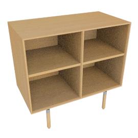 Ven Open Cabinet