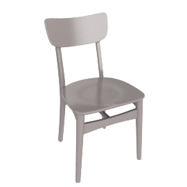 Asta Dining Chair, Mocha
