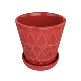 Dia Planter Pot - 18x18x18 cms