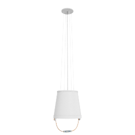 Bucket Suspended Lamp