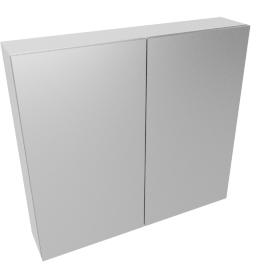 2-Door Wall Cabinet