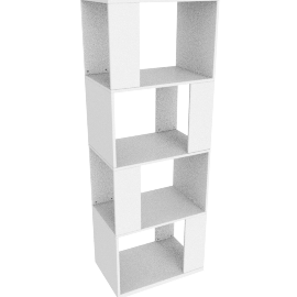 Kya shelving unit, white