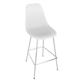 Eames Molded Plastic Barstool