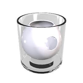 Four-Way Vase