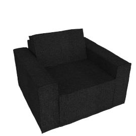 Florida Armchair, Pier Black