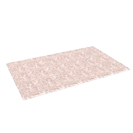 Cloud Bath Mat, Stone