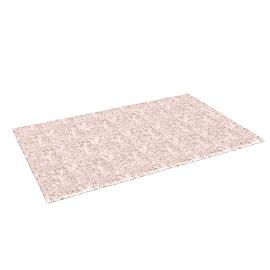 Cloud Bath Mat, Stone