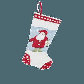 Santa Christmas Stocking, Large