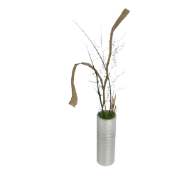 Flower Arrangement in Pot 96.5 cms