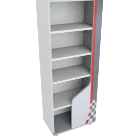 Turbo Bookcase