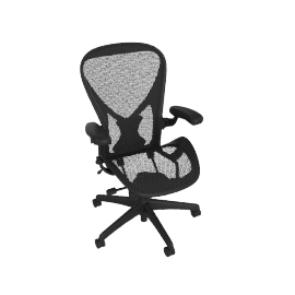 Herman Miller Aeron Office ChairSize B, Graphite