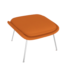 Womb™ Ottoman - Cato - Orange