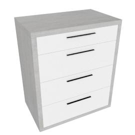 Petra 4-Drawer Dresser