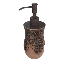 Chocolattice Soap Dispenser