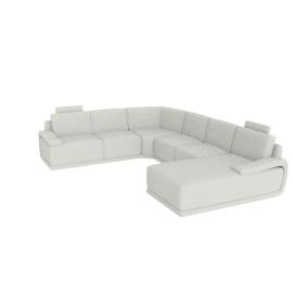 Alfred Corner Sofa Right, Cream