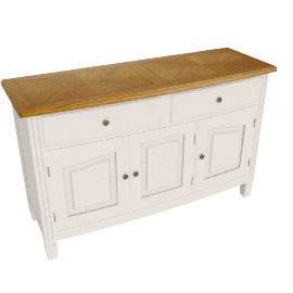 Amelie 3 Door, 2 Drawer Sideboard