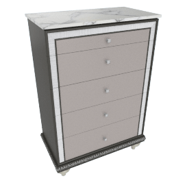 Theia 5-Drawer Chest