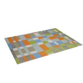 Pixels Printed Rug - 120x160 cms