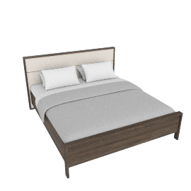 Columbia King Bed Set - 180x210 cms