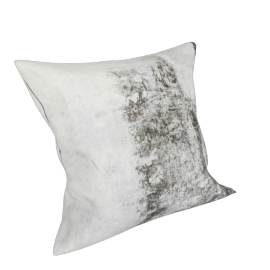 Abstract Velvet Cushion by Tandem Arbor