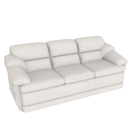 Cuddler 3 Seater, Beige