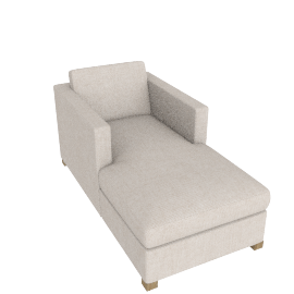 Madison Chaise by Tandem Arbor