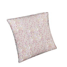 Liberty Cotton Cushion, Pink
