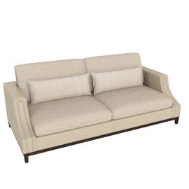 Jordan 3 Seater Sofa