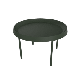 Tulou Coffee Table, Green