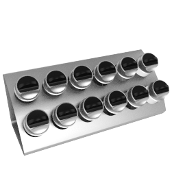 Trudeau Wedge Spice Rack