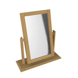 Accent Dressing Table Mirror