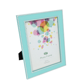 Ella Photo Frame - 5x7 inches, Green