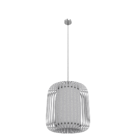 Polly small ceiling light, grey