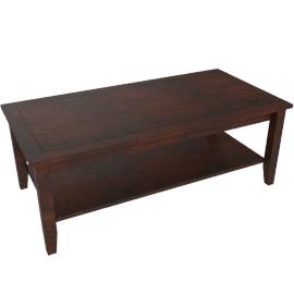 Galaxy Coffee Table, Walnut