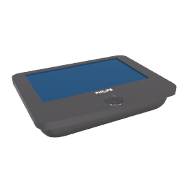 Philips PET723/05 Portable LCD DVD Player, 7 Inch