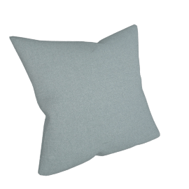 Linen Cushion, Teal