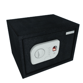 Electronic Finger Print Safe - Small