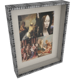 Hilton Photo Frame - medium