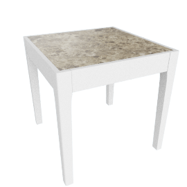 Pothos Square End Table