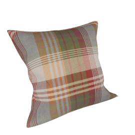 Mulberry Home Ancient Tartan Cushion
