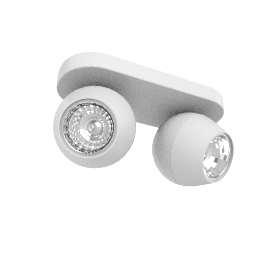 Lirio Planet 2x50W, white
